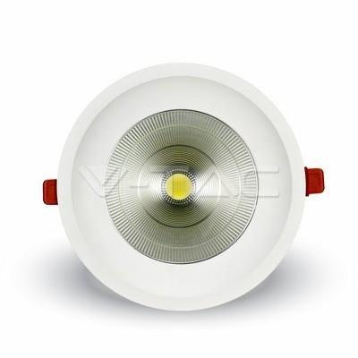Oprawa V-TAC 22W LED Downlight CREE COB Chip VT-1722 3000K 1750lm