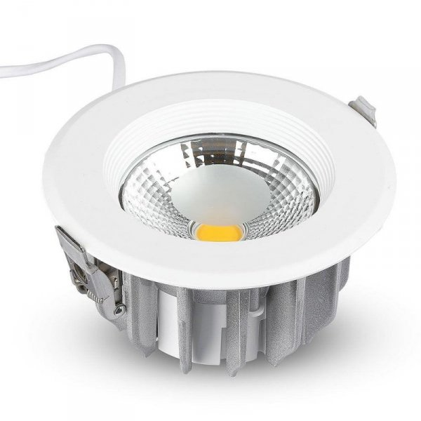 Oprawa V-TAC 20W LED COB Downlight VT-2625 3000K 1700lm