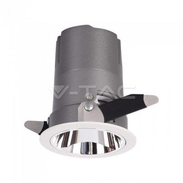 Oprawa LED Downlight V-TAC 35W COB CREE CRI95+ UGR19 24st VT-2936 3000K 2300lm 5 Lat Gwarancji