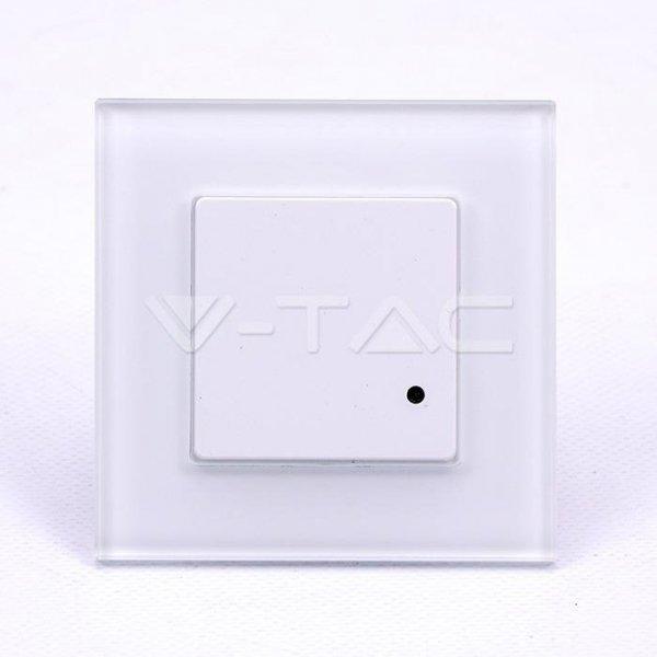 Czujnik Mikrofalowy Dopuszkowy Biały IP65 1200W/300W V-TAC VT-8084