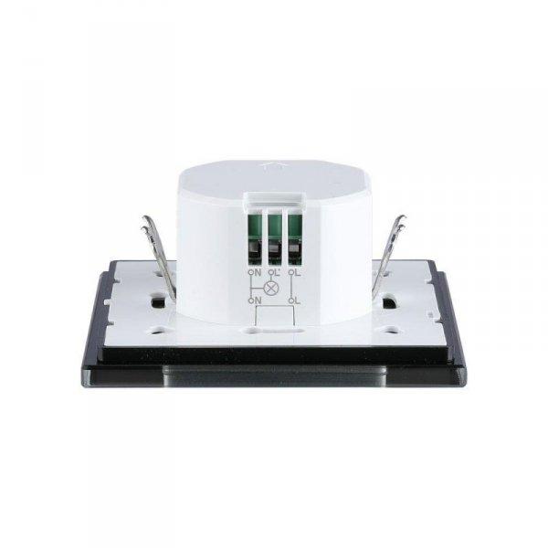 Czujnik Mikrofalowy Dopuszkowy Czarny IP65 1200W/300W V-TAC VT-8084