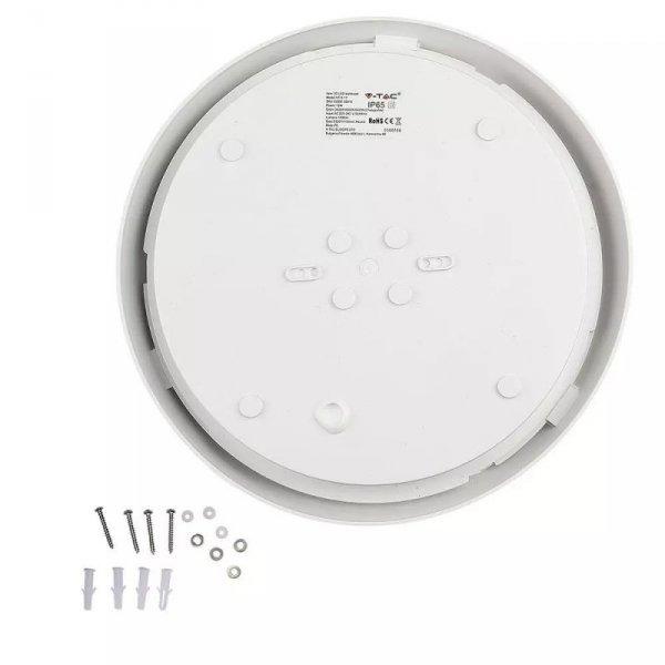 Plafon LED V-TAC 15W SAMSUNG CHIP 3w1 Zmiana koloru CCT VT-2-17 1400lm 5 Lat Gwarancji