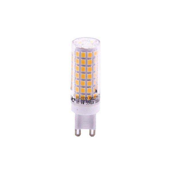 Żarówka LED V-TAC 6W G9 VT-2227 4000K 550lm