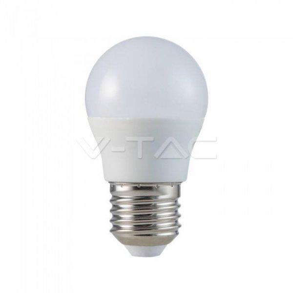Żarówka LED V-TAC 5.5W E27 Kulka G45 (Opak. 6szt) VT-2256 6400K 470lm