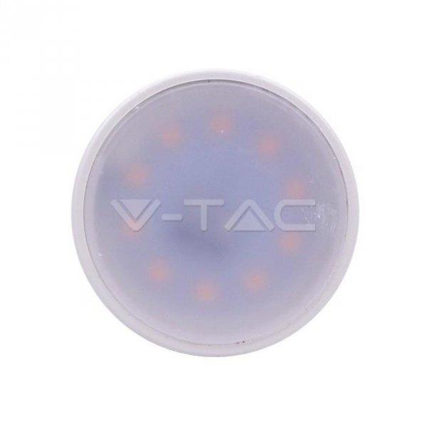 Żarówka LED V-TAC 5W GU10 SMD 110st Mleczna Szybka (Opak. 6szt) VT-2225 3000K 400lm