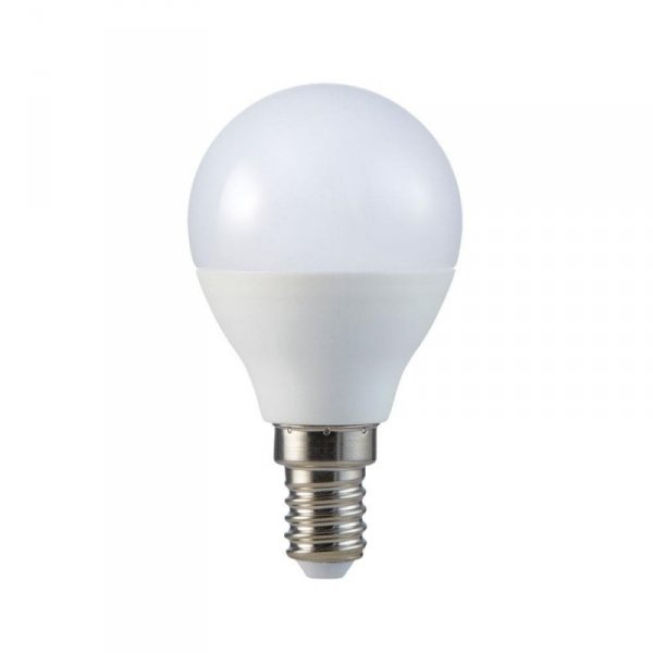 Żarówka LED V-TAC 3.5W E14 Kulka P45 Pilot VT-2234 4000K+RGB 320lm
