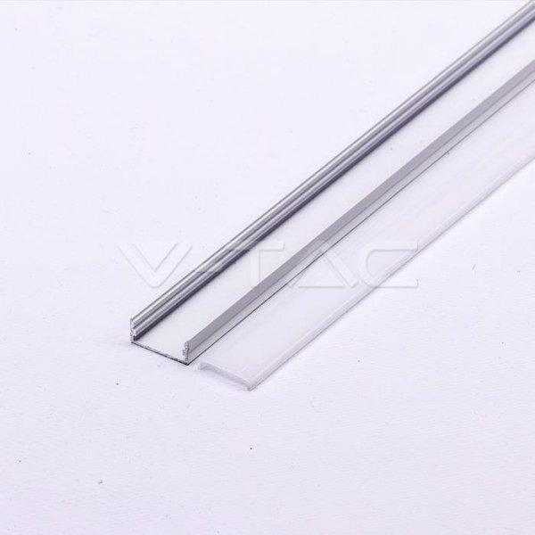 Profil Aluminiowy V-TAC 2000x23.5x10mm VT-8108-W 5 Lat Gwarancji