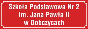 Tablica Szkoła Podstawowa