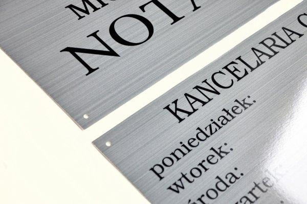 Tablica notariusz