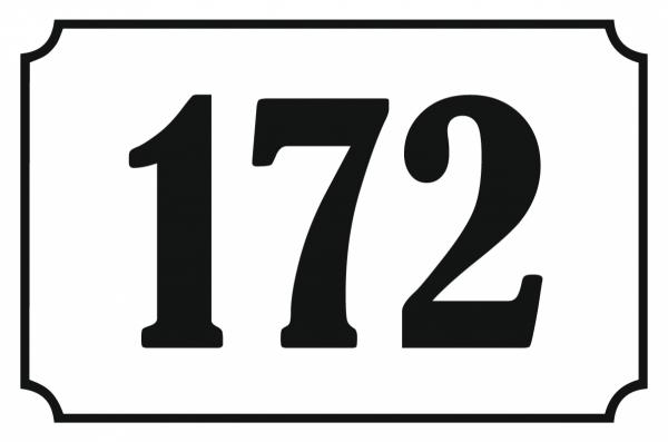 Tabliczki adresowe na dom