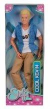STEFFI Lalka Kevin w modnym ubraniu