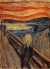 1000 Elementów, Munch, Krzyk