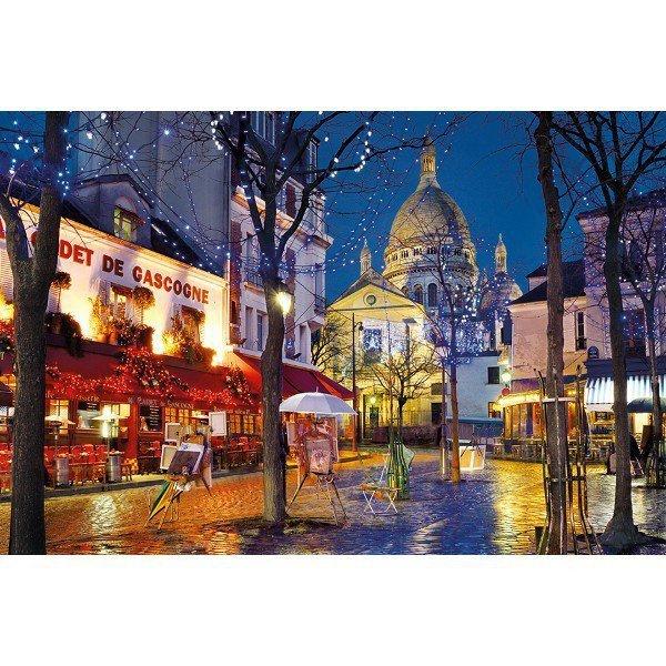 1500 EL. Paryż Montmartre