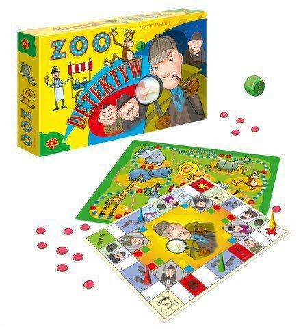 Gra Zoo, Detektyw