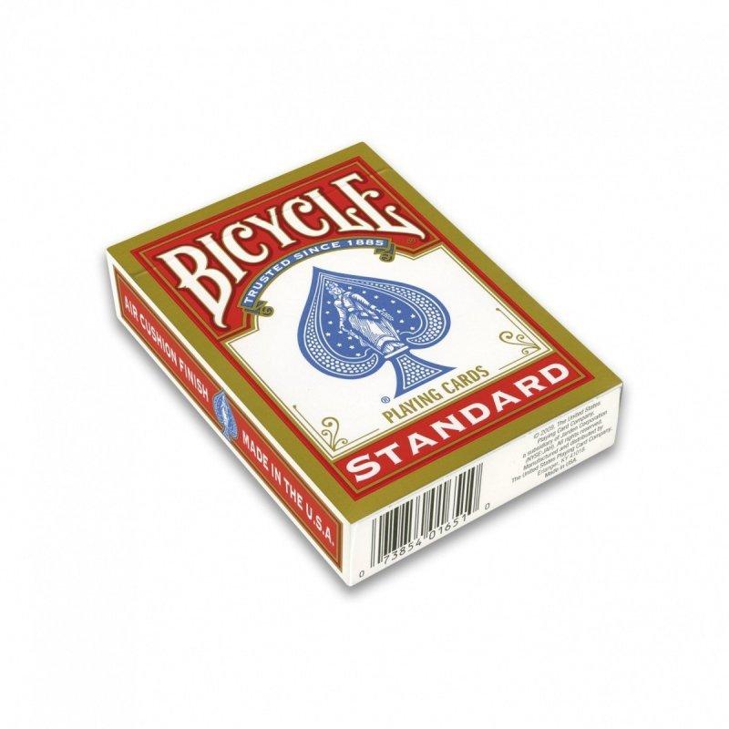 Karty Rider Back International Standardowy indeks