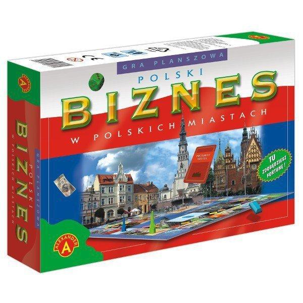 Gra Polski Biznes w Polskich Miastach Mały