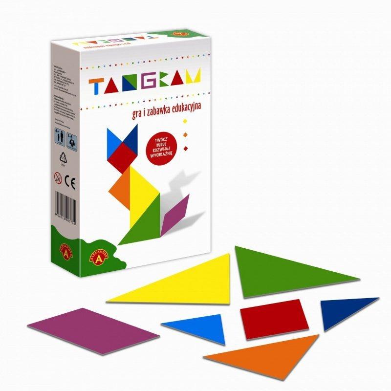 Gra Tangram mini
