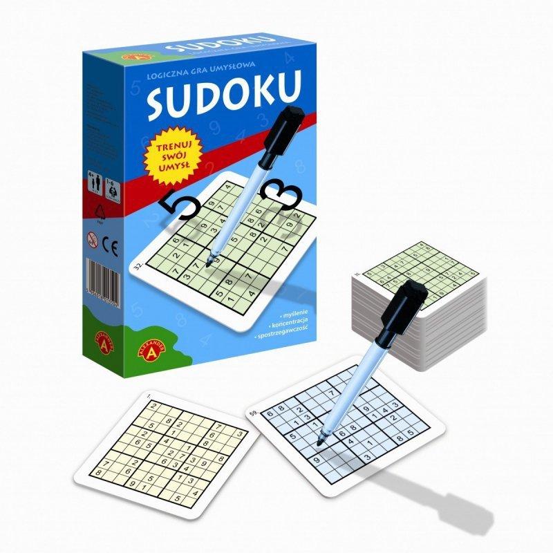 Gra Sudoku mini