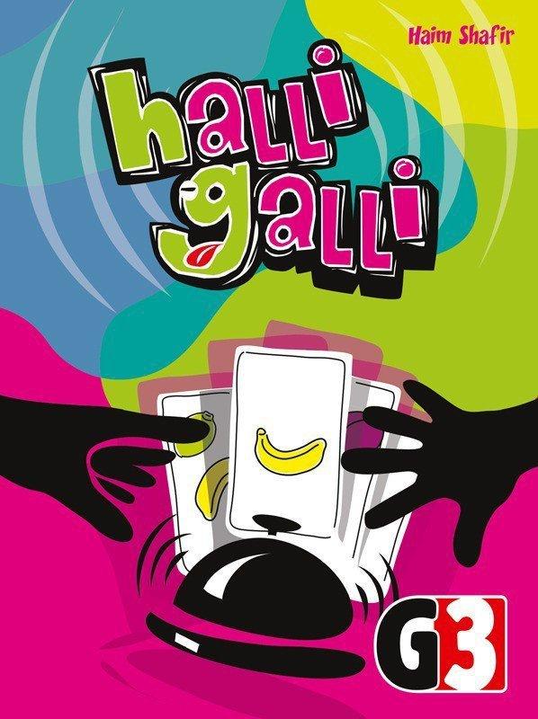 Gra Halli Galli (edycja polska)