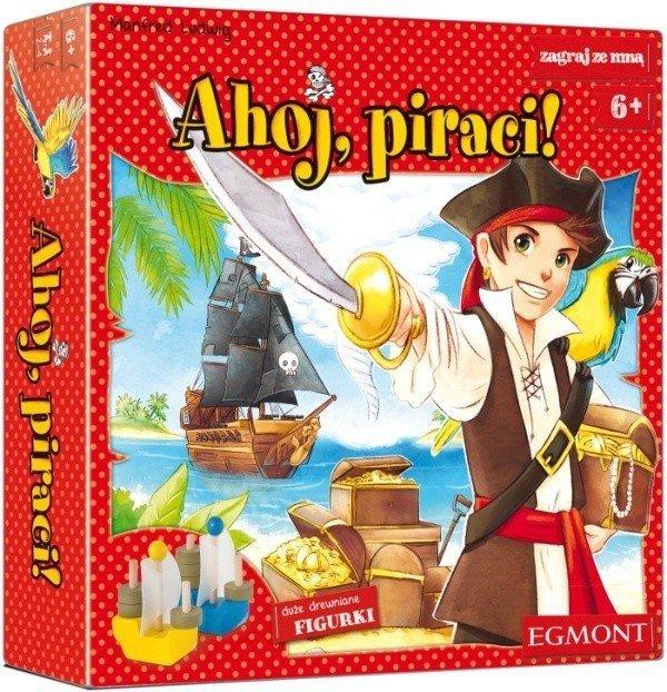 Gra Planszowa Ahoj, Piraci!