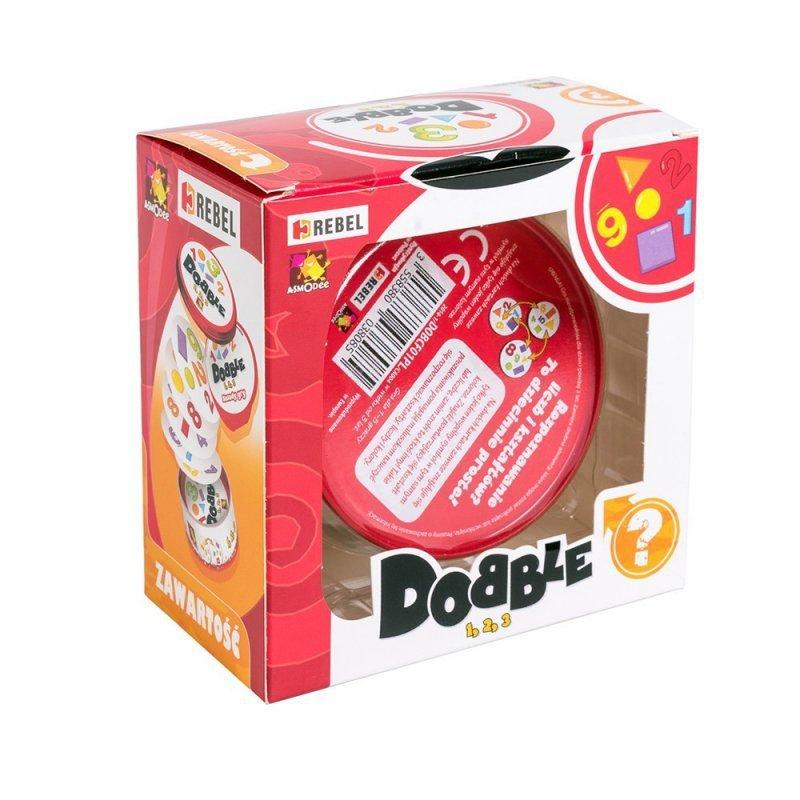 Gra Dobble 1 2 3