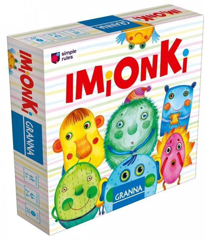 Gra Imionki