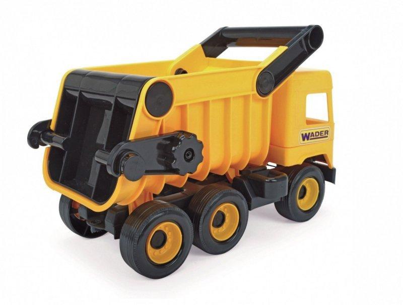 Wywrotka żółta 38 cm Middle Truck w kartonie