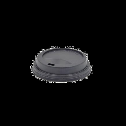 Pokrywka wieczko PS do kubka czarne średnica 80mm, 100szt