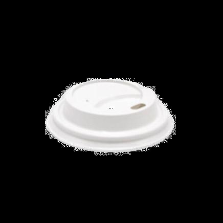 Pokrywka wieczko PS do kubka białe średnica 70mm, 100szt