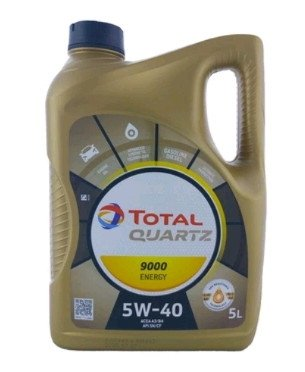 OLEJ TOTAL 5W40 Quartz 9000 Energy 5L