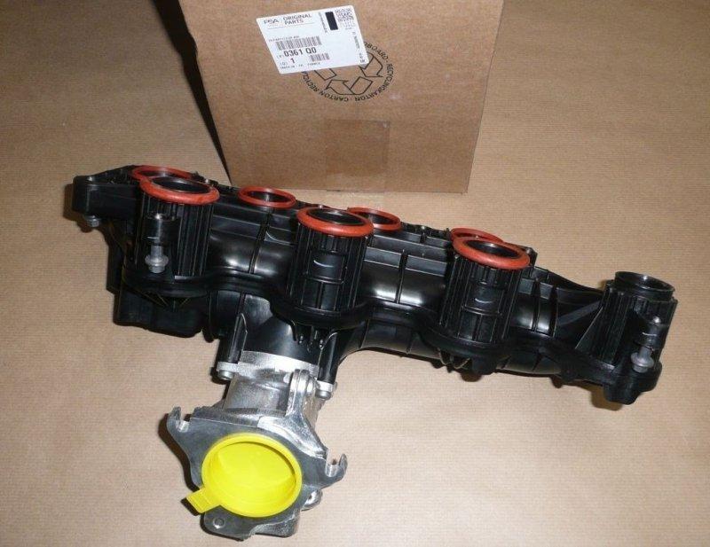 KOLEKTOR SSĄCY Citroen C5(X7),Peugeot 407 2.2 HDI 0361Q0