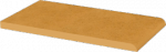 Paradyż Aquarius Brown Parapet 13,5x24,5