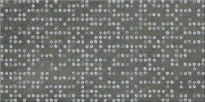 Cersanit Normandie Graphite Inserto Dots 29,7x59,8