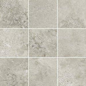 Opoczno Quenos Light Grey Mosaic Matt Bs 29,8x29,8