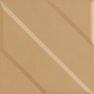 Paradyż Urban Colours Gold Inserto Struktura B 19,8x19,8