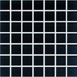 Ceramika Końskie Domenico Black Glass Mosaic 20x20