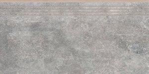 Cerrad Montego Grafit Stopnica 29,7x59,7