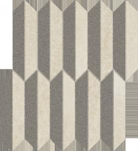 Paradyż Mystic Shadows Beige Mozaika 27,4x29,8