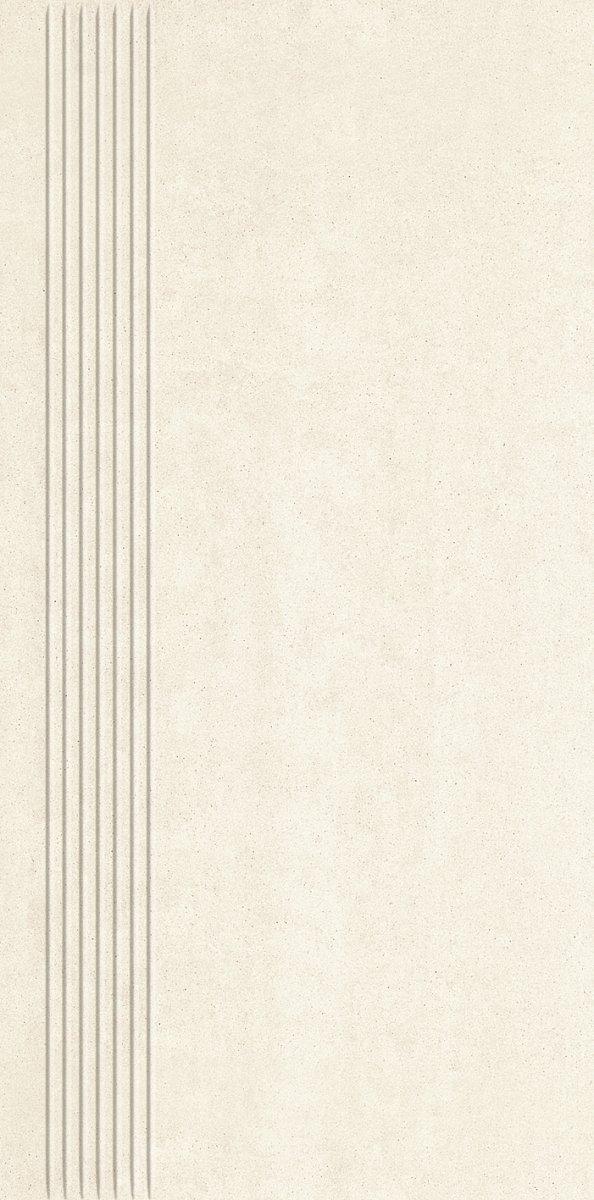 Paradyż Doblo Bianco Stopnica Satyna 29,8x59,8
