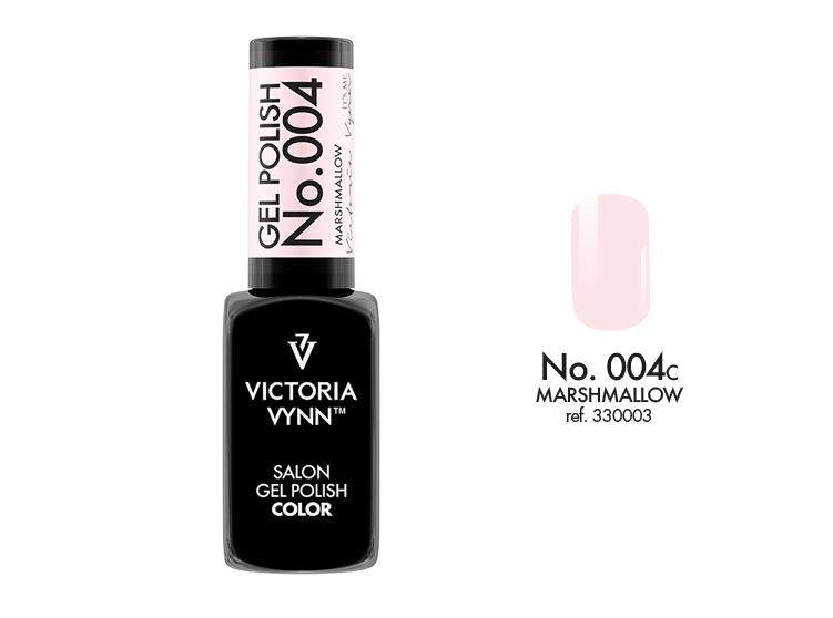 Victoria Vynn Salon Gel Polish COLOR kolor: No 004 Marshmallow