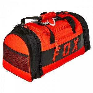 TORBA FOX MIRER 180 DUFFLE FLUORESCENT RED OS