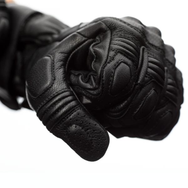 RĘKAWICE SKÓRZANE RST AXIS CE BLACK XL (2391)