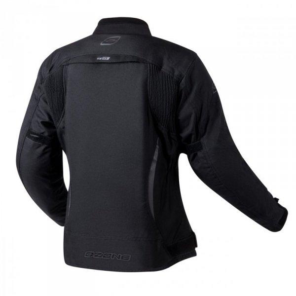 KURTKA TEKSTYLNA OZONE DELTA IV LADY BLACK D8XL