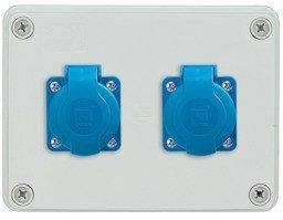 Rozdzielnica R-BOX 150 2x230V, IP44