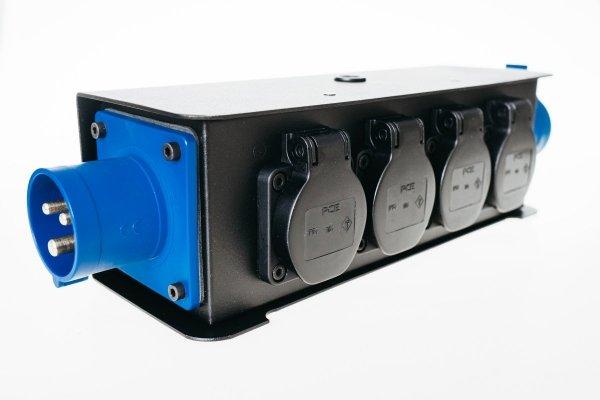 Electricbox 1 fazy 16A