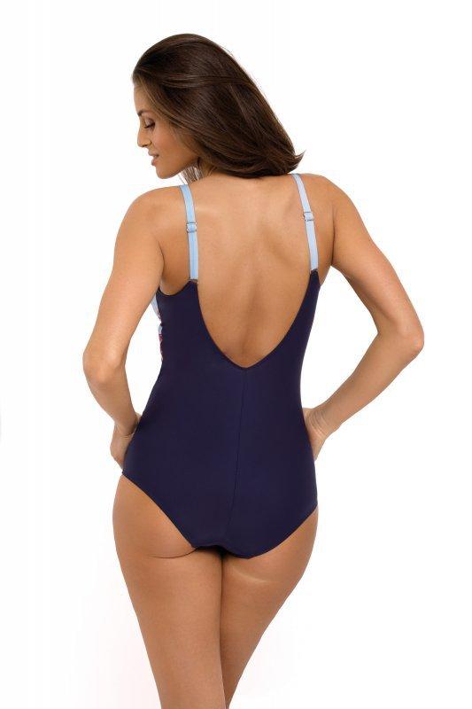 Kostium kąpielowy Daniella Blu Scuro M-555 (5)