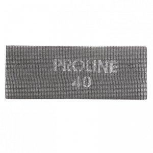 SIATKA ŚCIERNA 105*275 MM P320 PROLINE