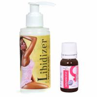 Libidizer - zwiększa doznania u kobiet - 150 ml