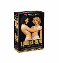 DVD Marc Dorcel - Luxure 1979 (6-pack)
