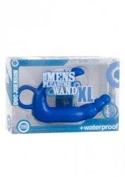 Plug/prostata-MENS PLEASURE WAND BLUE XL